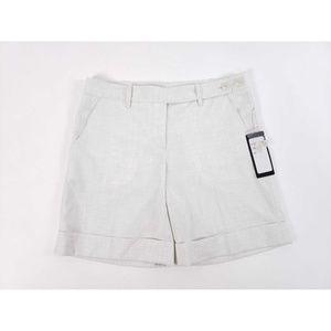 Robert Rodriguez Flat Front Cuffed Shorts